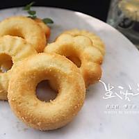 #太阳风烘焙#长帝CR32KEA--海绵豆浆甜甜圈