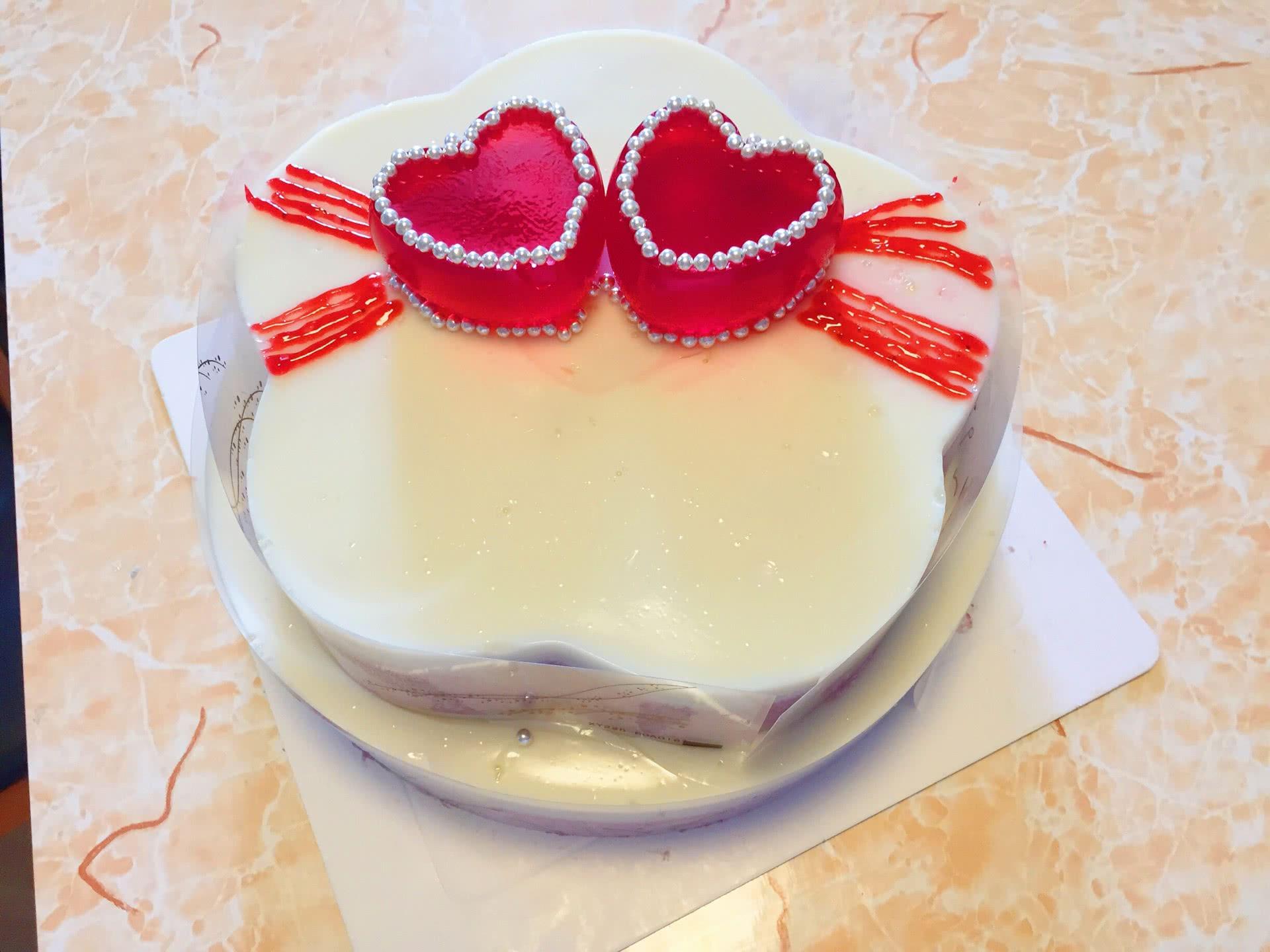 红宝石婚宴芝士蛋糕的做法图解18