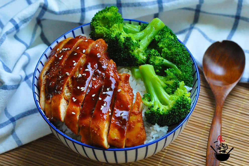 一食半刻|奥尔良鸡扒饭上海老字号图片糕点图片