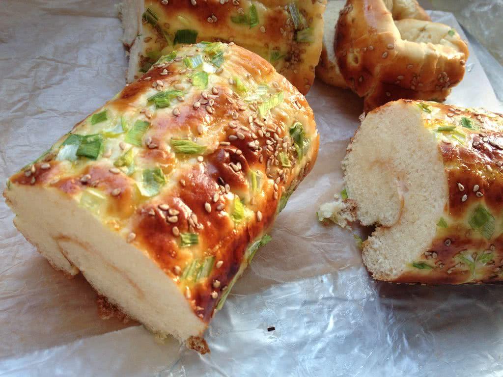 肉松面包卷的做法图解11