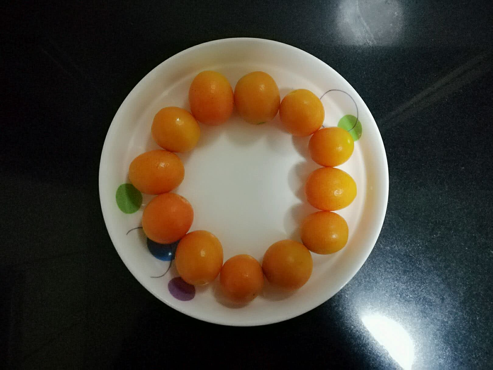 太阳花水果拼盘的做法