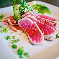 Salad Tataki  鲑鱼沙拉
