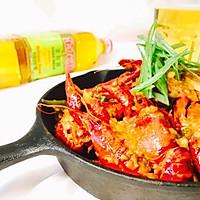 蒜蓉小龙虾#虾的味道,油知道#