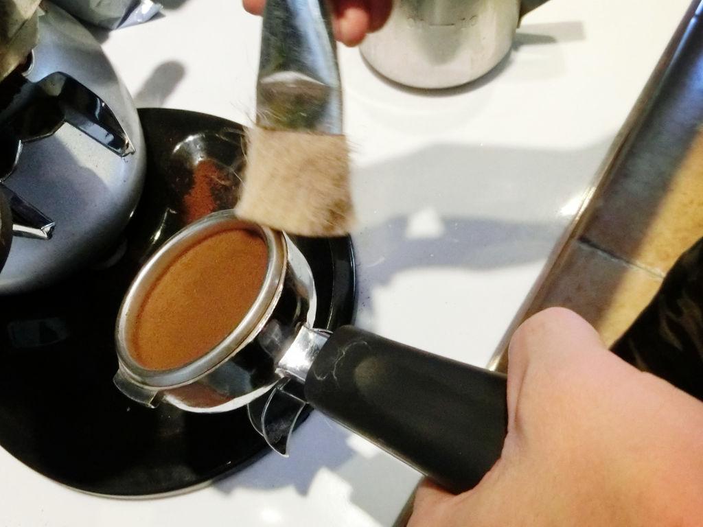 拿铁咖啡的做法步骤