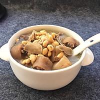 猪尾炖黄豆#KitchenAid的美食故事#
