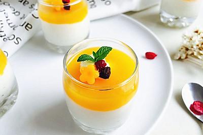 芒果牛奶杯子蛋糕(无需烤箱)#甜食故里5周年庆#