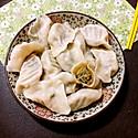 大喜大牛肉粉试用之韭菜肉馅儿水饺