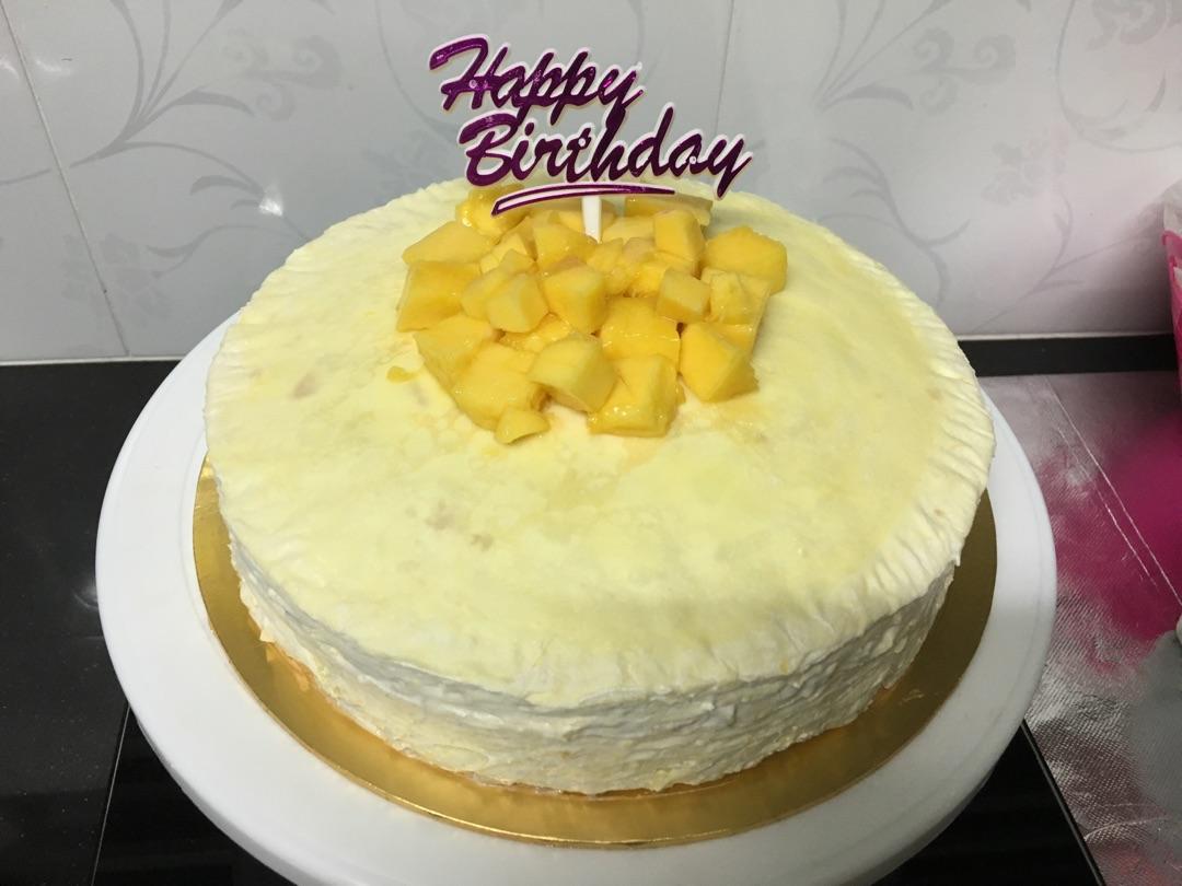 魔法玉米粒蛋糕手工制作