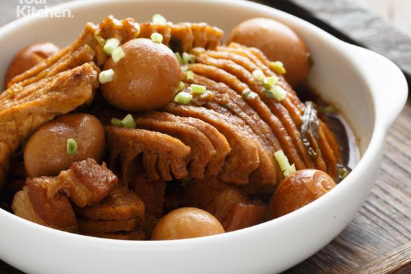 兰花豆腐干的做法