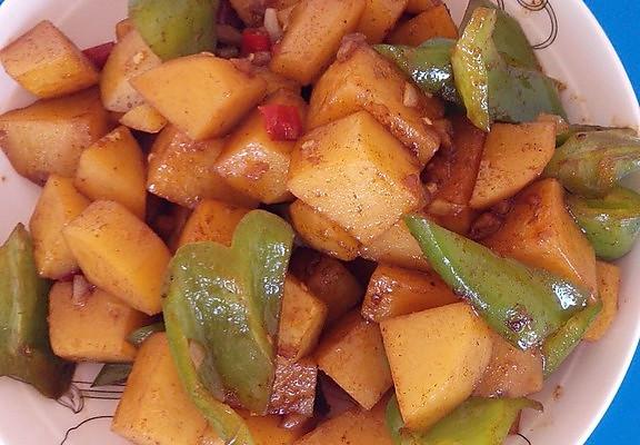 紅燒土豆塊的做法_【圖解】紅燒土豆塊怎么做好吃