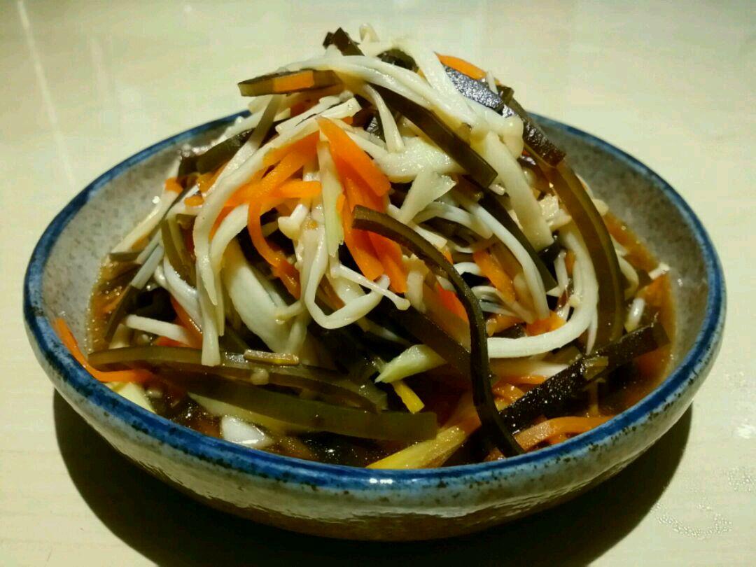 冬日小凉菜的做法_【图解】冬日小凉菜怎么做如何做