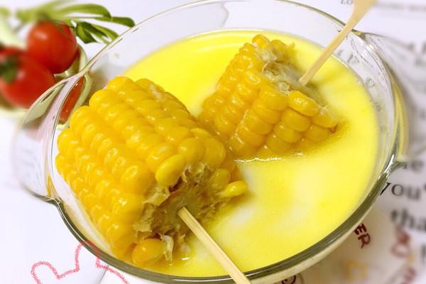 【奶香玉米棒】的做法_【图解】【奶香玉米棒】怎么做