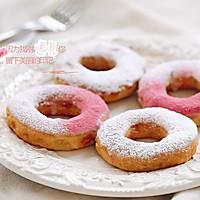 红薯甜甜圈#樱花味道#