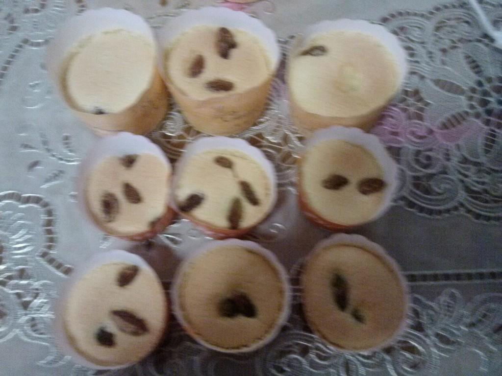 棉花纸杯蛋糕的做法_【图解】棉花纸杯蛋糕怎么做好吃