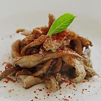 干煎平菇#西王鲜味道#