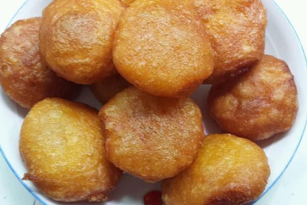 炒菜煲汤临锅时加入提鲜不口干 自制南瓜饼的做法步骤        本菜谱