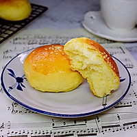 玉米面包#柏翠辅食节-烘焙零食#