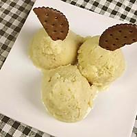 香蕉菠萝冰淇淋