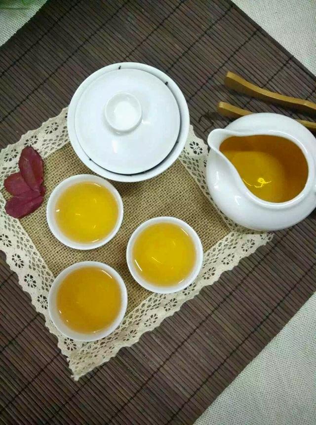 潮州功夫茶的做法步骤 1.