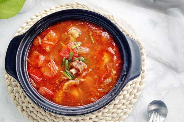 番茄炖牛尾的做法