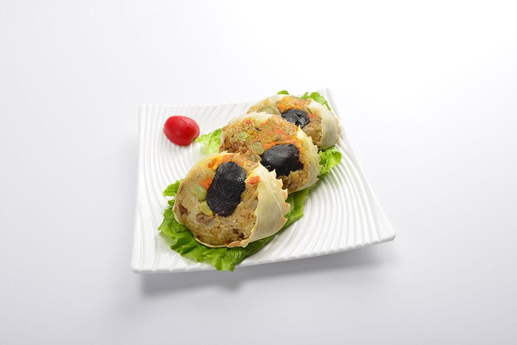 美味的台湾小吃八宝蟹饭的做法图解1