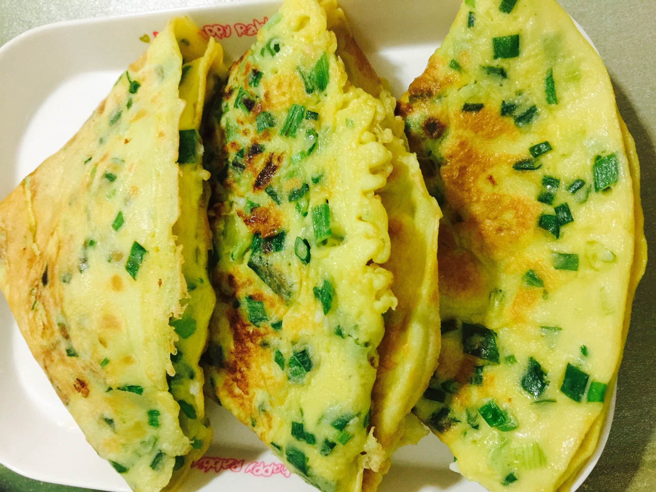 葱花蛋饼的做法_【图解】葱花蛋饼怎么做如何做好吃