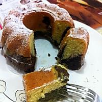 咕咕洛夫三色大理石蛋糕