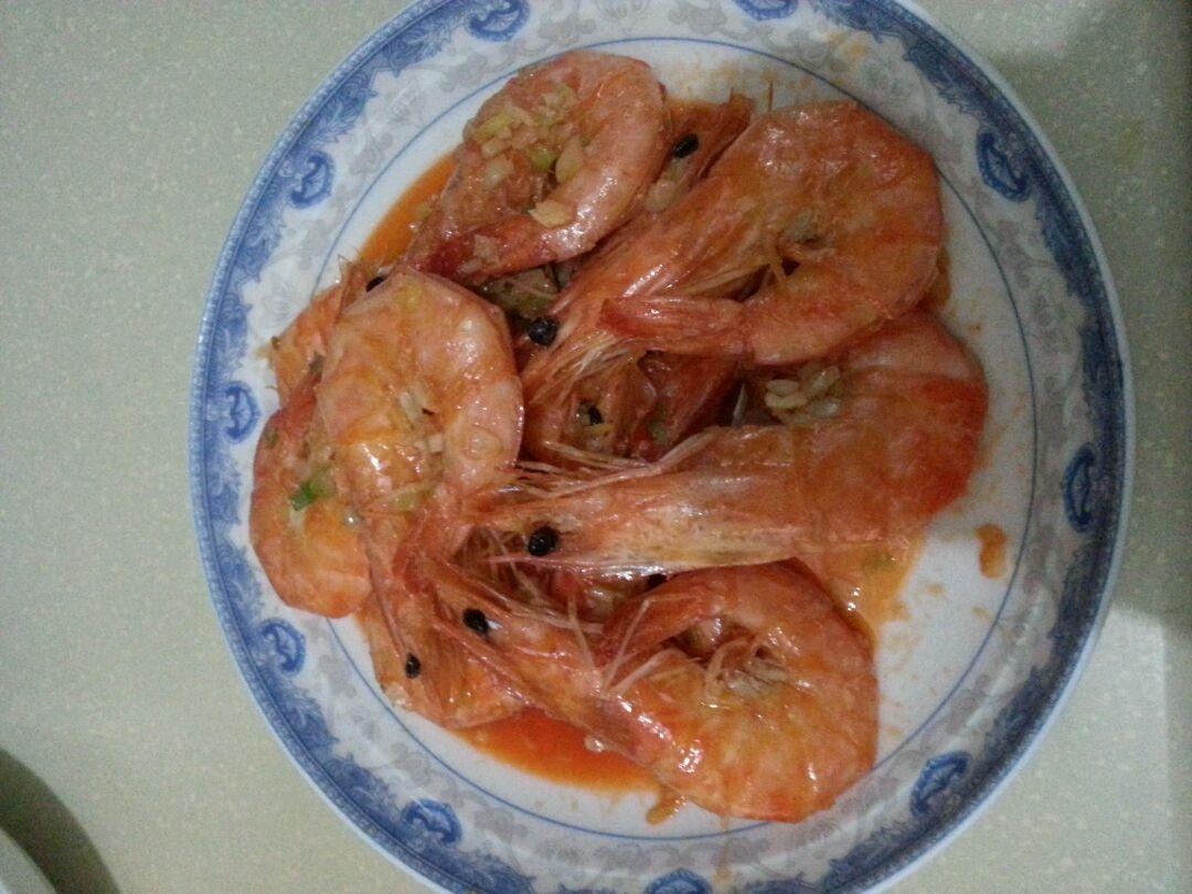 超级简单的油门大虾