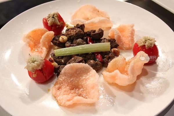 芙蓉腰花—《顶级厨师》参赛作品的做法
