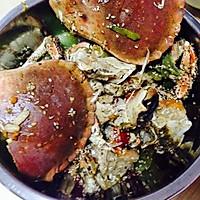 香辣面包蟹