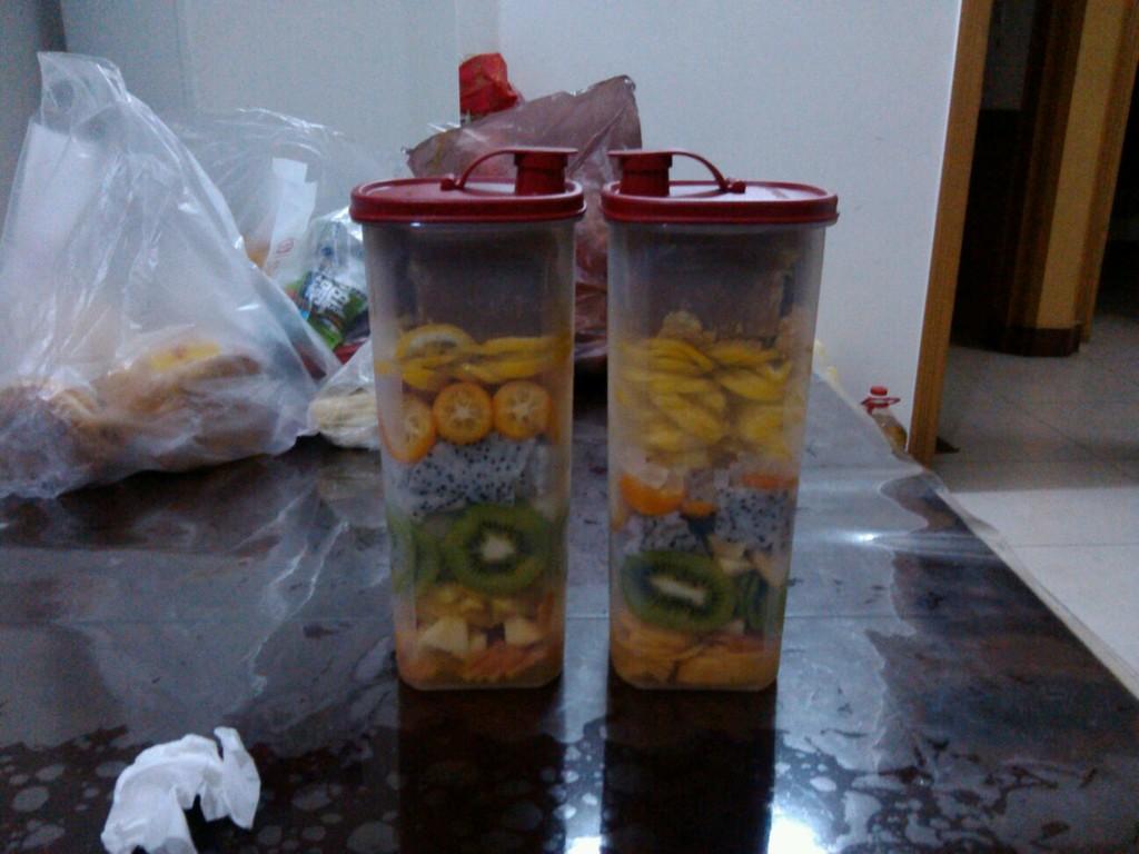 水果酵素的做法_【图解】水果酵素怎么做如何做好吃