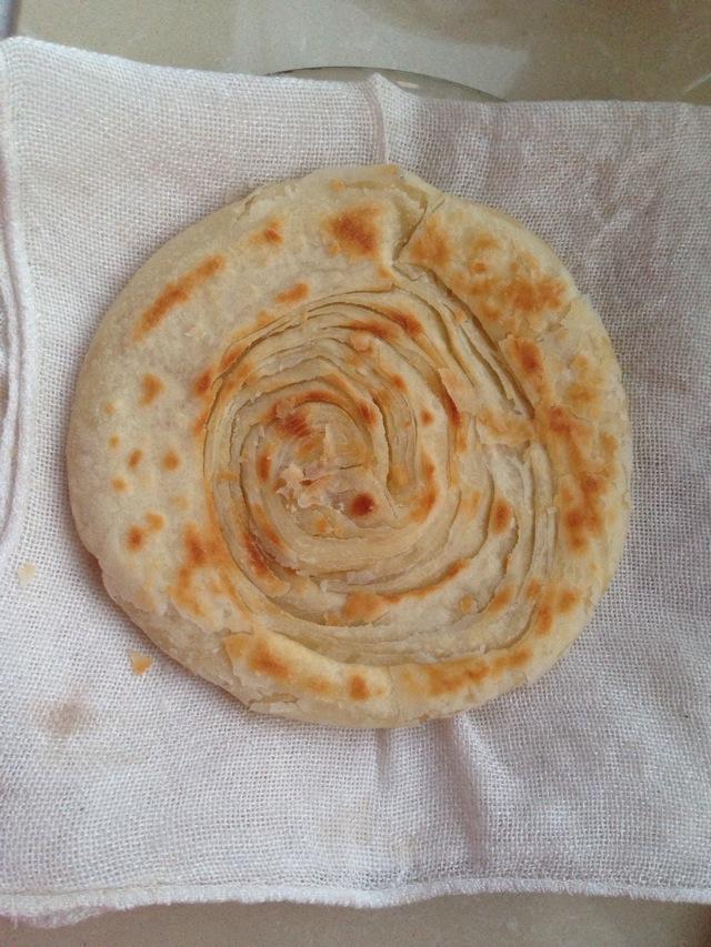 酥油饼的做法图解12