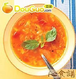 义大利风味蔬菜汤的做法