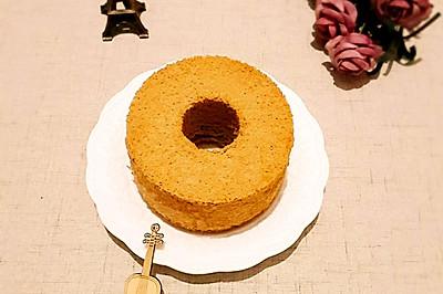 咖啡天使蛋糕