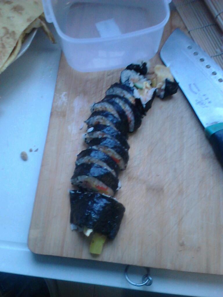 寿司的做法 !-- 图解11