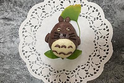 龙猫馒头~宝宝辅食