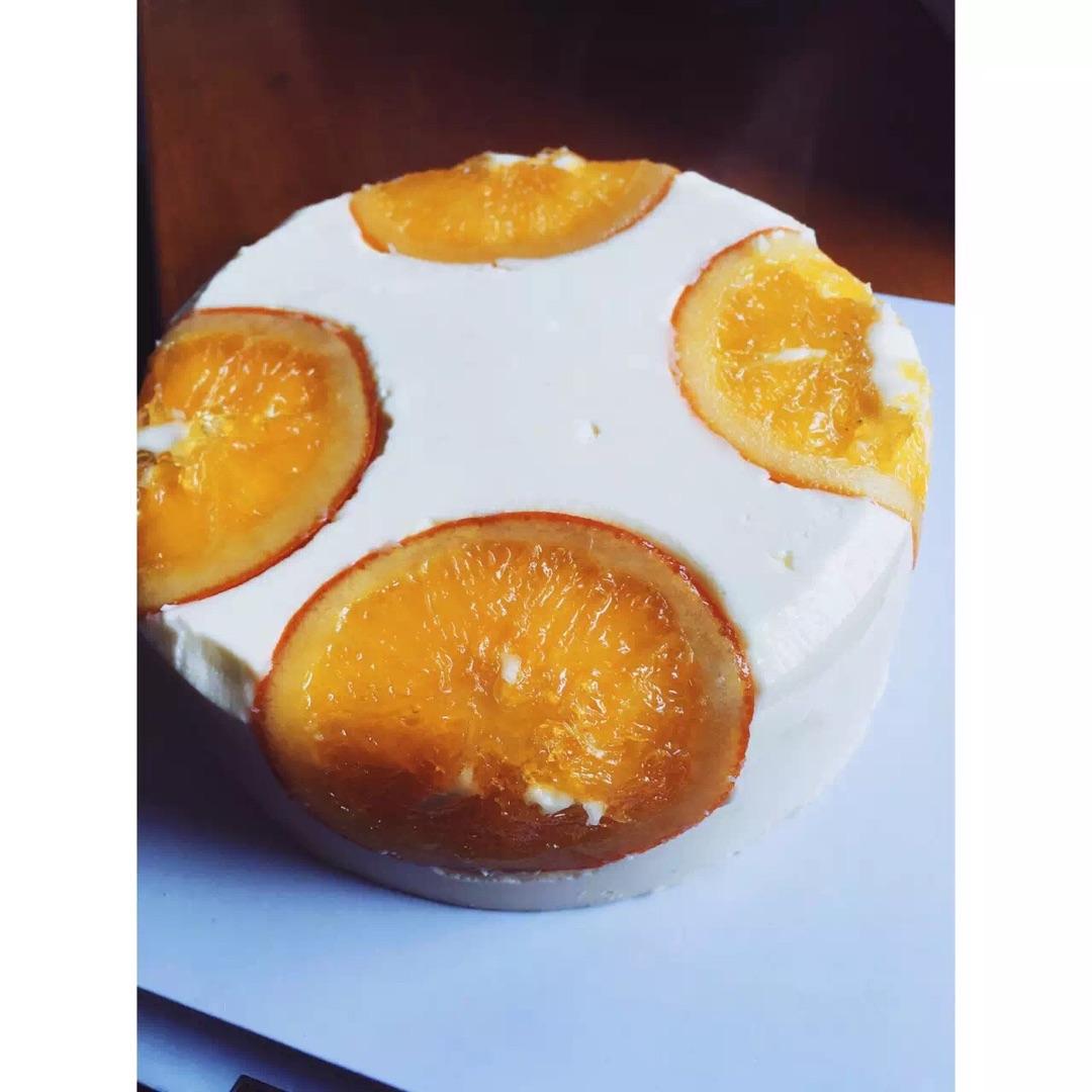 香橙慕斯的做法_香橙慕斯的做法图解1
