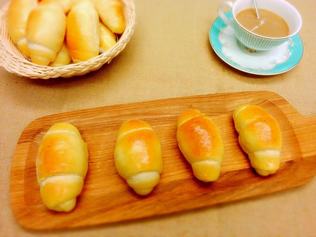 黄油面包的做法步骤