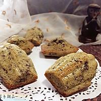 """简单又好吃的奥利奥玛德琳蛋糕#享""""美""""味#"""