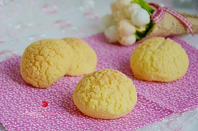 菠萝泡芙#东菱魔法云面包机#