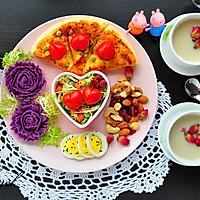 七夕爱心早餐#让爱不负好时光#