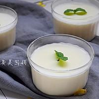 快手滑嫩蒸鲜奶#每一道菜都是一台食光机#