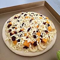 香蕉芒果披萨的做法图解7