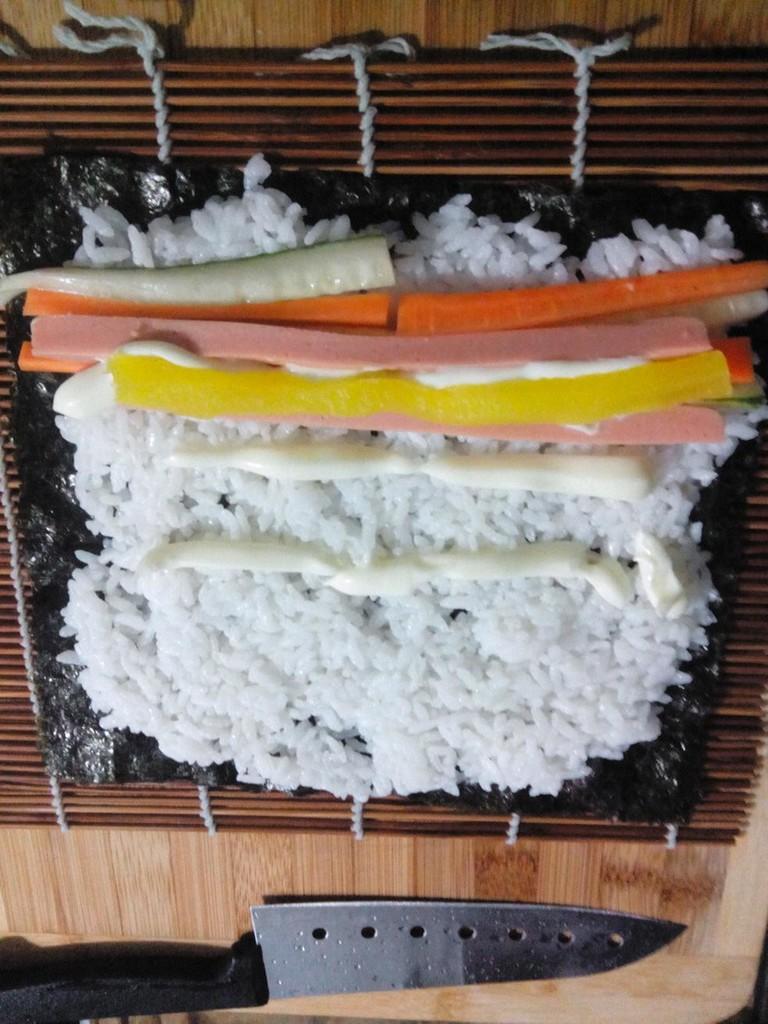 寿司的做法 !-- 图解2