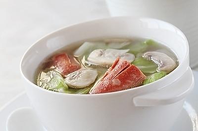 卷心菜蘑菇汤