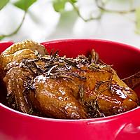 小羽私厨之茶香鸡