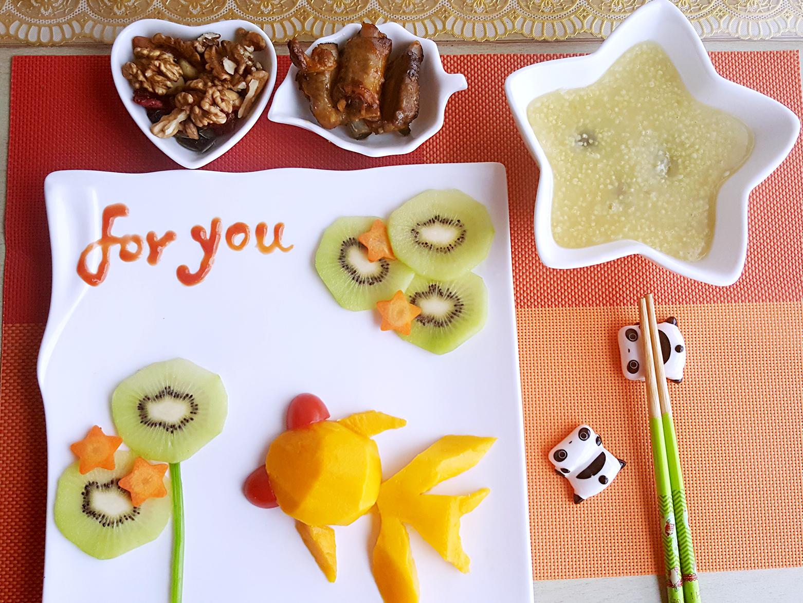 儿童早餐的做法图解7