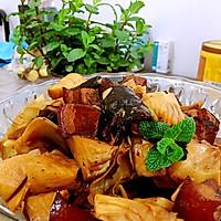 竹笋烧五花肉
