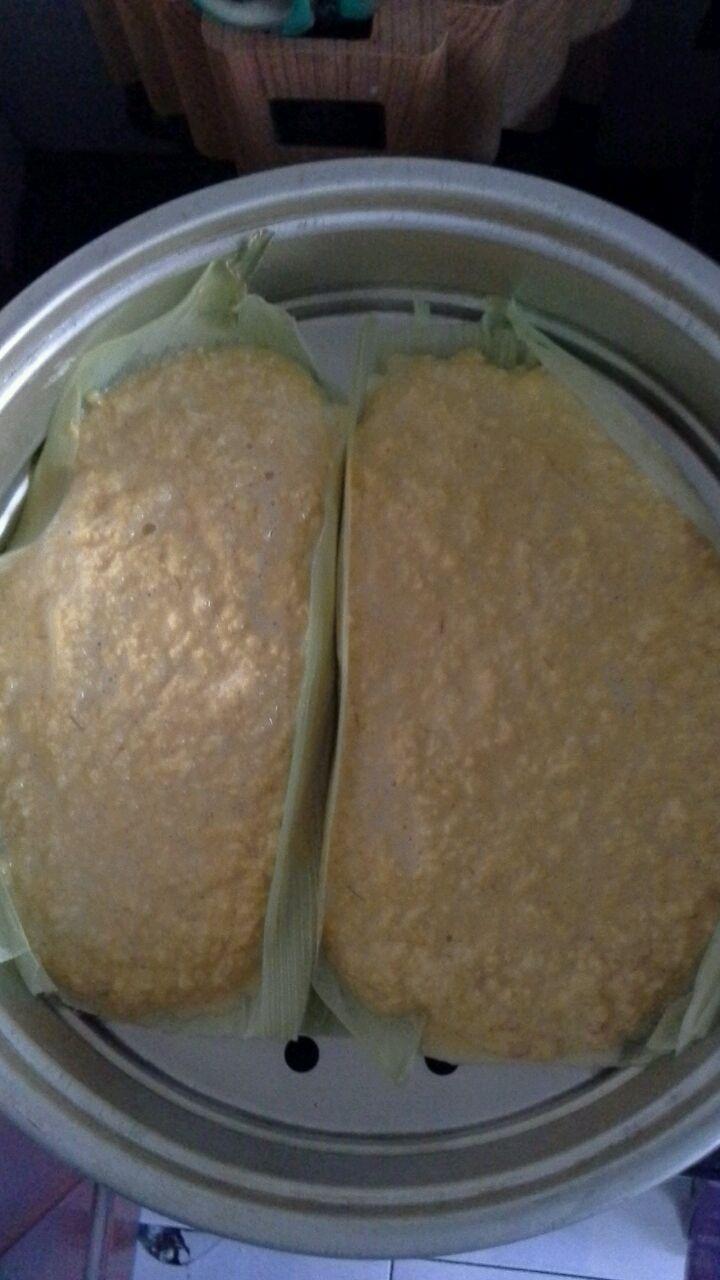 早餐玉米饼的做法图解3