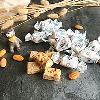 巴旦木牛轧糖#KitchenAid的美食故事#